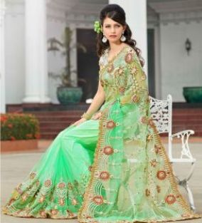 Designer saree trends 05