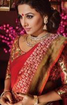 Designer saree trends 13