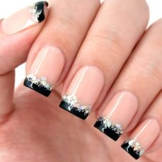 French nail tips 12