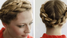 French braid hairstyles 28