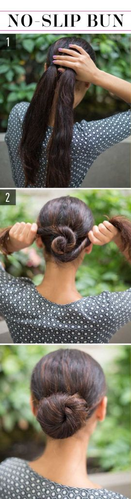 Easy hairstyles 16