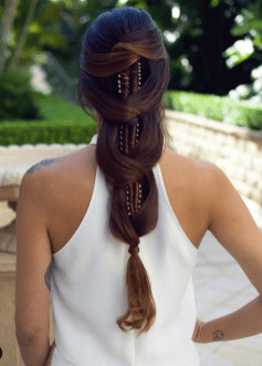 party hairstyles 40