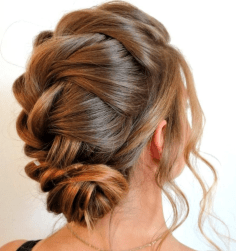 party hairstyles 66