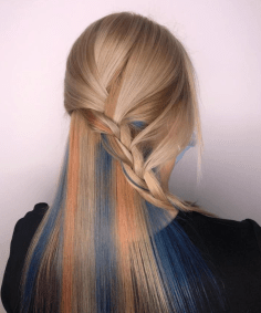 party hairstyles 83