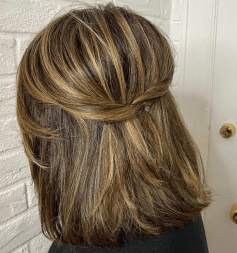 party hairstyles 96
