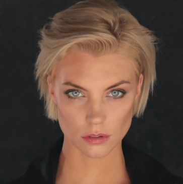 short hairstyles for girls 65
