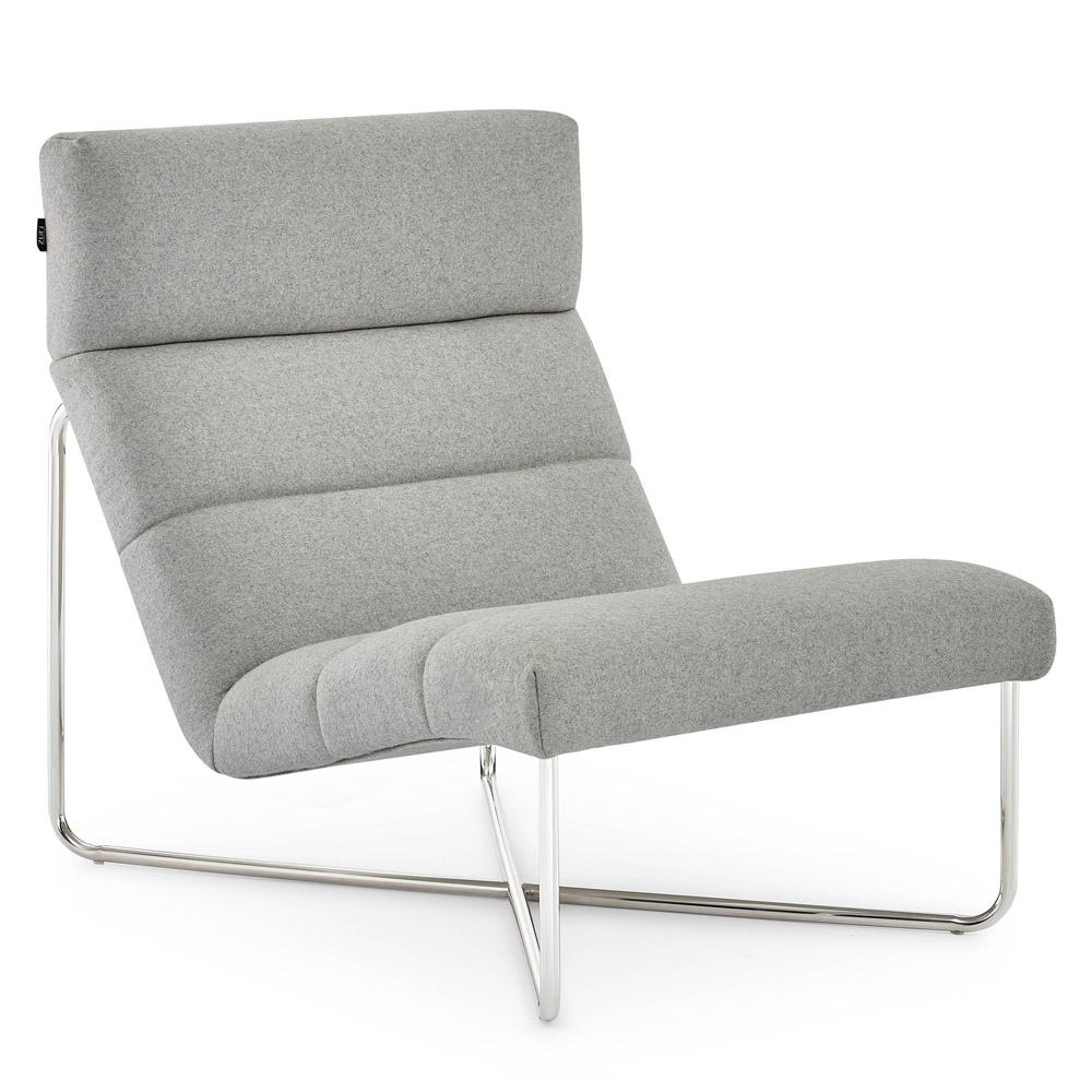 Lounge Chair Grey Gray Accent Chair Otio Mist Gray Lounge Chair