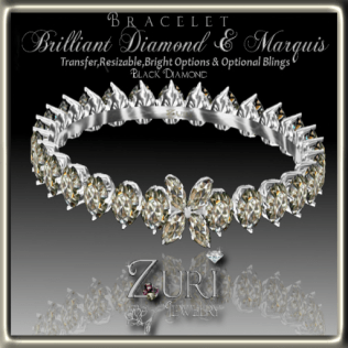 brilliant-diamond-marquis-bracelet-black-diamond