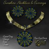 sunshine-necklace-earrings-set-blue-opal-peridot