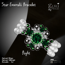 star-emerald-bracelet