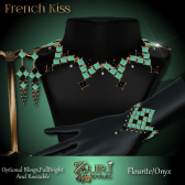 French Kiss Collection - Flourite_Onyx