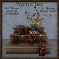 Romantic Steps A11
