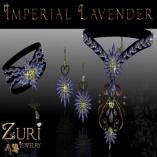 Imperial Lavender by Zuri Rayna