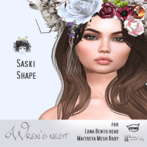 Saski Shape Vendor 2 Image