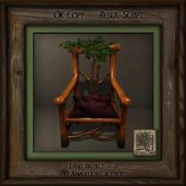 Napa Valley Chair Lt Wood Ap