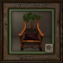 Napa Valley Chair Lt Wood Bp