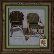Tropics Patio Chair Honey An