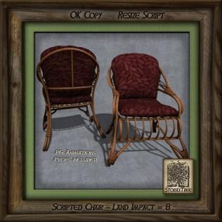 Tropics Patio Chair Honey Ap