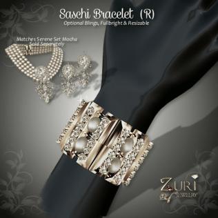 Saschi Bracelet - Mocha_Bronze