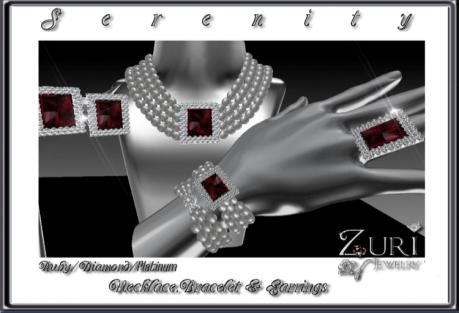Zuri Rayna- Serenity Collection-Ruby_Diamond_Platinum