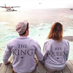džemperiai jam ir jai