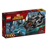 LEGO Marvel Super Heroes 2018: Black Panther Sets ...