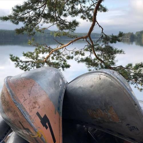 Zusammen Raus Kanutouren in Schweden (3)