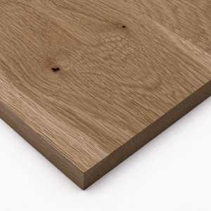 Holzplatte massive Eiche nach Mass