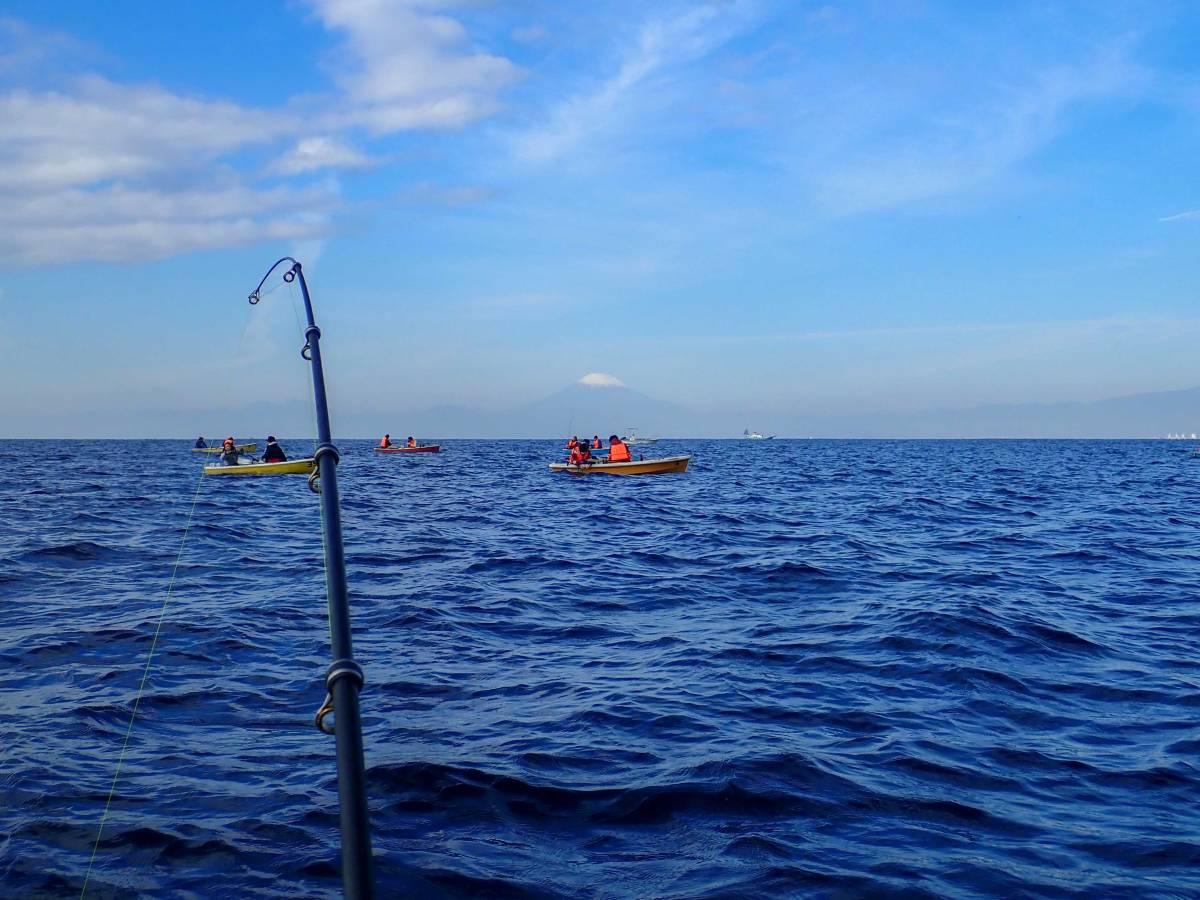 葉山・長者ヶ崎のオオモリボートで相模湾ボート釣りに初トライしてみた①