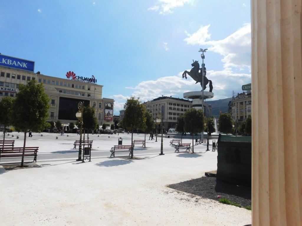 Plac Macedonia