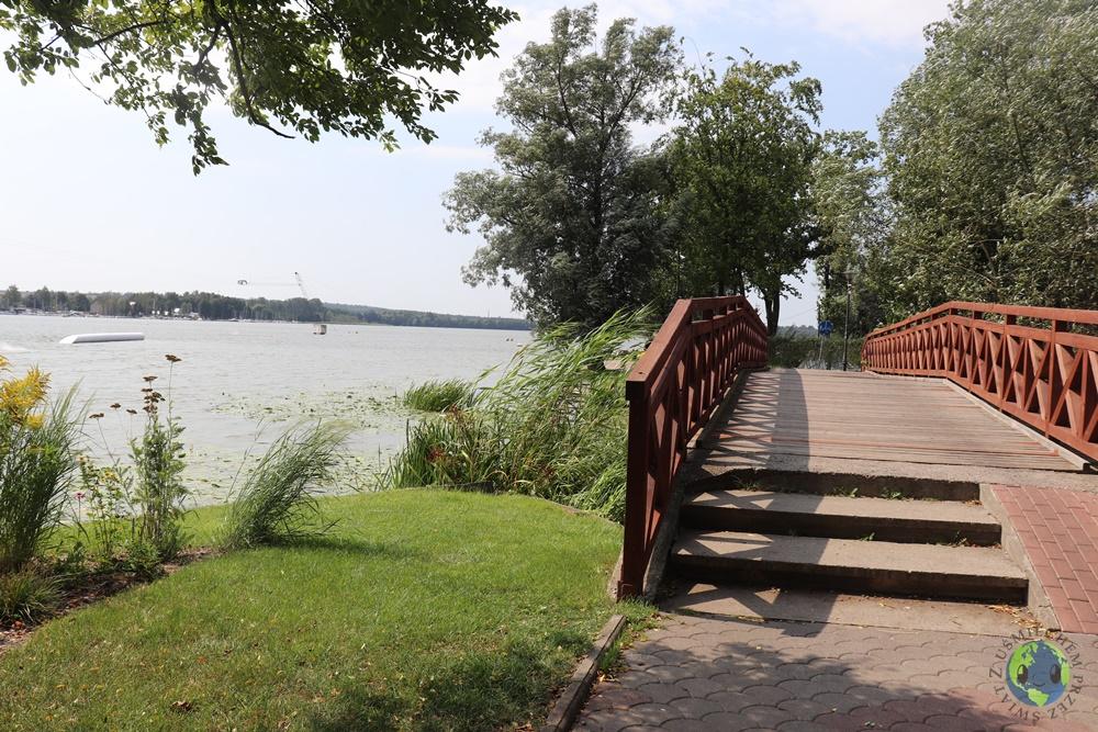 Ostróda - Jezioro Drwęckie