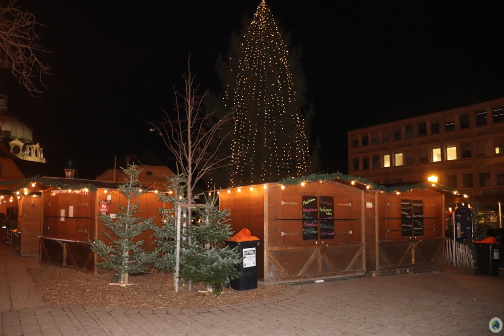 Jarmark Bożonarodzenio w Klosterneuburgu
