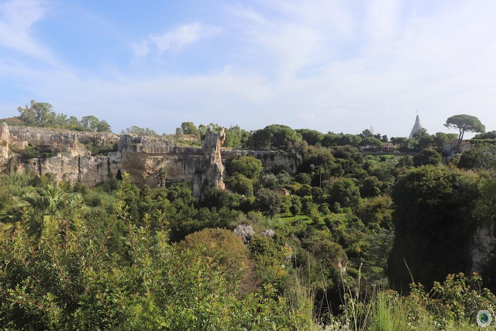Park Archeologiczny w Syrakuzach