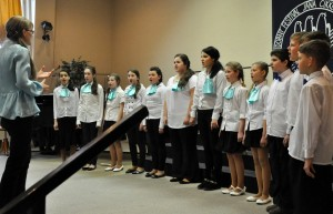 Krajská súťaž Mládež spieva 2015 Banská Bystrica