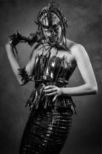 Fotograaf Daniel Chorup, model Lotte