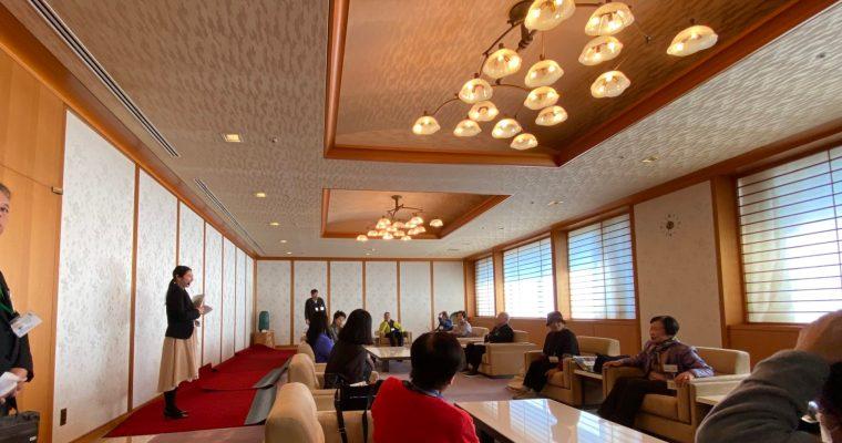 福岡県庁を訪問