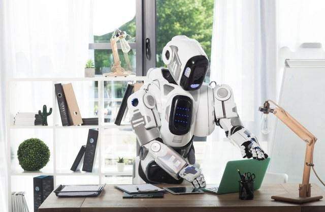 ロボットは私たちの生活に入ってきています