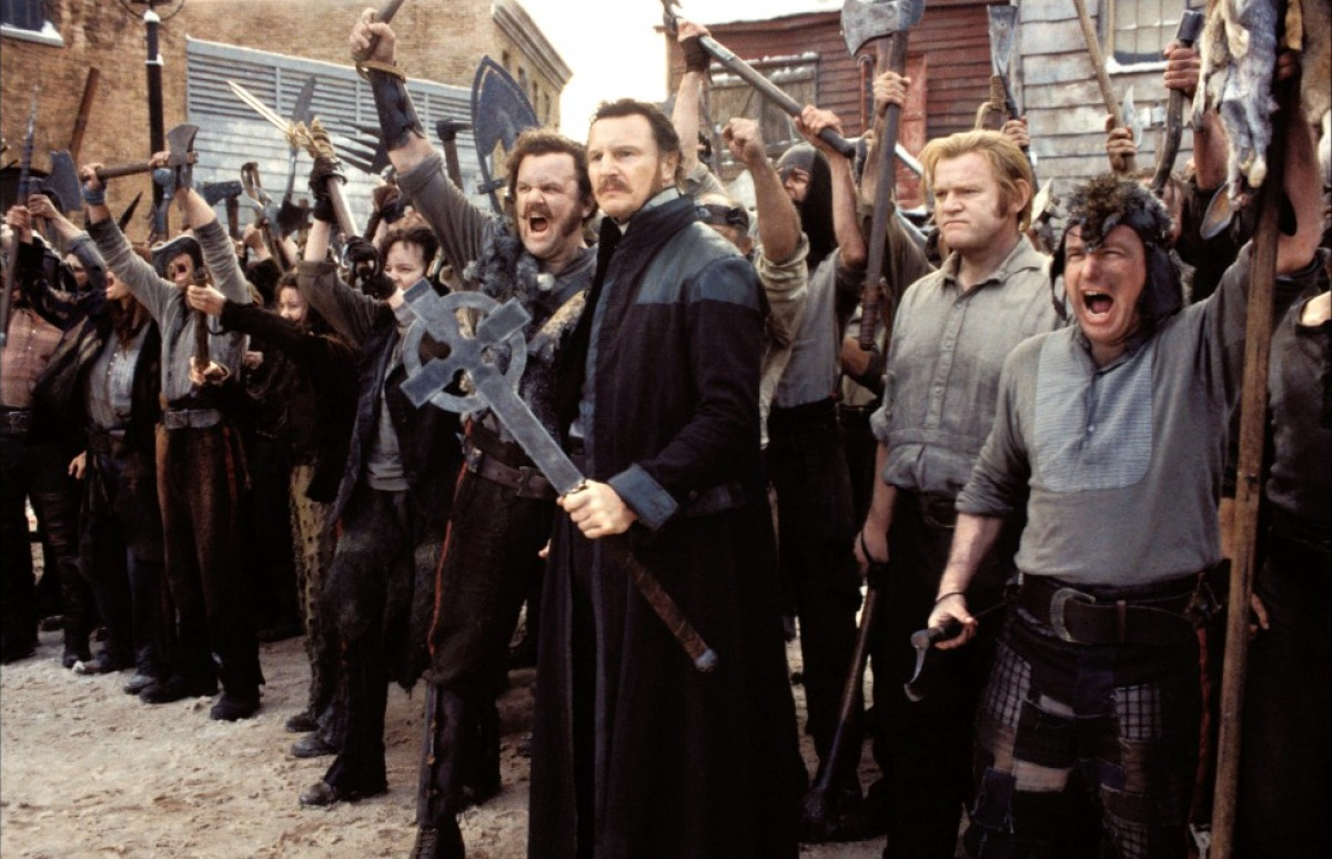 Review Gangs Of New York