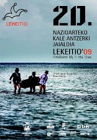 Lekeitioko XX. Nazioarteko Kale Antzerki Jaialdia