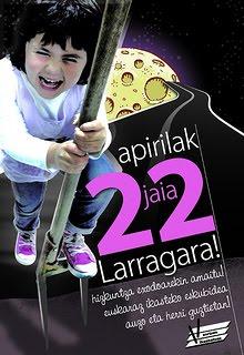 Apirilak 22