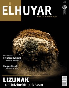 Elhuyar aldizkaria - 2012 urria