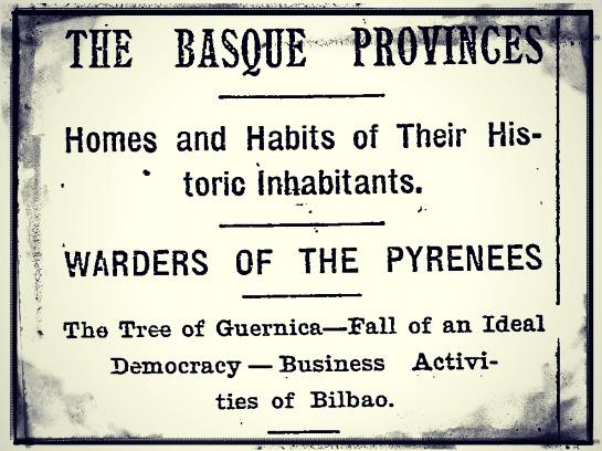 basque provinces
