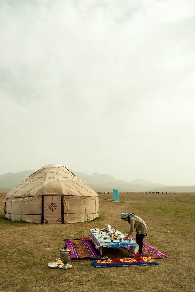 Leku Urrunen Atlasa: Nomaden bizimodu gogorra