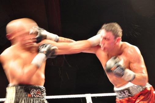 Boxeoa vs futbola