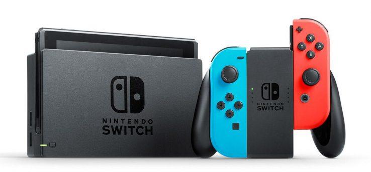 Probatu dutenek Nintendo Switch berriaz esaten dituzten 10 gauza