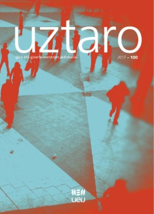 UZTARO, giza eta gizarte zientzien aldizkaria 100. zenbakira iritsi da: zatoz ospatzera!