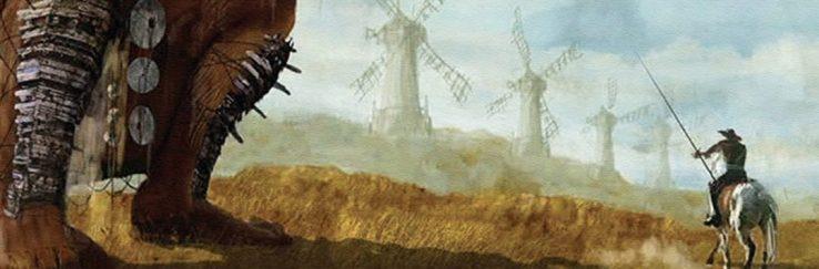 Zinea The Man Who Killed Don Quixote