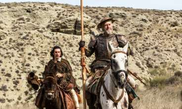 Zinea The Man Who Killed Don Quixote -