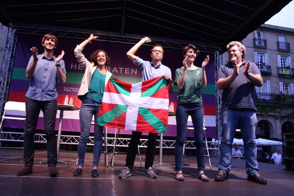 Euskal Naziotasuna: Podemos eta bestelakoak