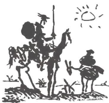 On Quixote Manchaco